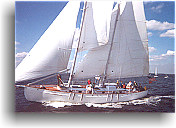 1998 Great Chesapeake Bay Schooner Race Start