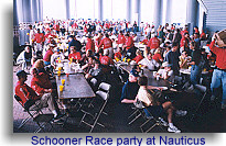 1999 Great Chesapeake Bay Schooner Race Pig and Oyster Roast