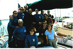 2005 Great Chesapeake Bay Schooner Race Crew
