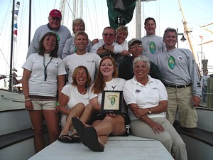 2007 Great Chesapeake Bay Schooner Race Crew
