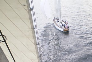 2008 Great Chesapeake Bay Schooner Race, Woodwind