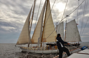 Great Chesapeake Bay Schooner Race 2013