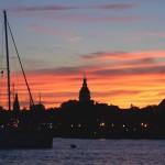 Historic Annapolis City Skyline