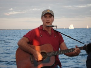 Sunset Sails with Local Musicians in Annapolis