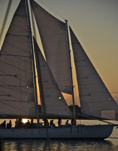Schooner Woodwind Sailing