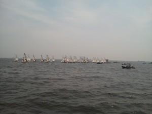 Sailing Junior Olympics in Annapolis