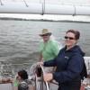 Fun loving group from Cincinnati aboard the Schooner Woodwind II