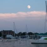 Moonrise Cruise on the Woodwind