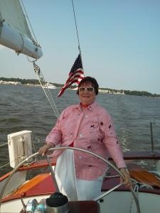 Sailing the Schooner Woodwind, Chesapeake Bay bound