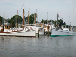 Chesapeake Buy Boat Rendezvous at the Annapolis Maritime Museum