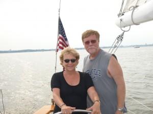 Happy Anniversary Mary Ellen and Ray