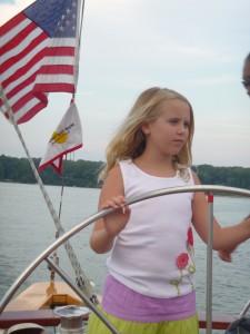 Chesapeake bay, Annapolis Sailing cruises, Woodwind