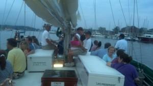 chesapeake sailing Woodwind Annapolis Waterfront Hotel