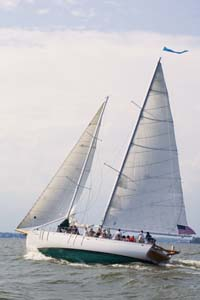 Woodwind sailing cruises Annapolis Waterfront Hotel, Chesapeake