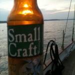 Small Craft Warning aboard the Schooner Woodwind