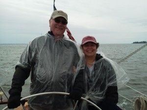 Fred and Jody Krazeise at the helm of Woodwind