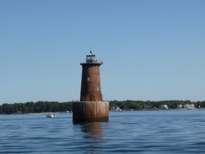 Bloody Point Light