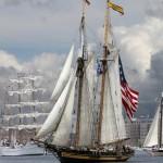 Tall ships Sailabration trip