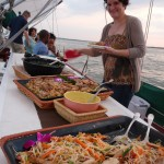 Local Everything Dinner Cruise aboard Schooner Woodwind