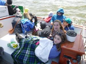 Schooner Woodwind Sailing Season starts