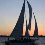 Woodwind into the sunset on Memorial Day Weekend