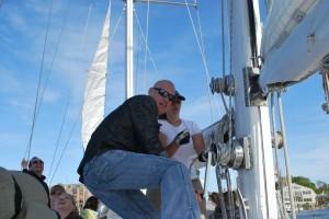 Chesapeake sailing cruise Annapolis