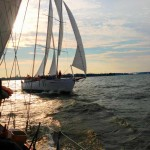 Race Night Annapolis-- Sister Ships