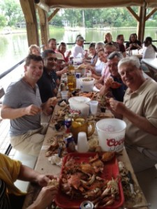 Crabfeast at Cantler's