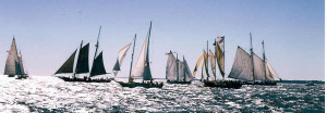 Great Chesapeake Bay Schooner Race Start