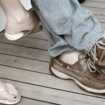 Boat shoes and sandles