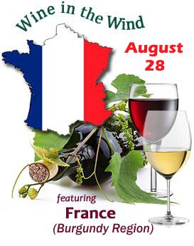 Wine in the Wind featuring France