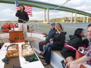 Chesapeake Bay, Annapolis sailing cruise