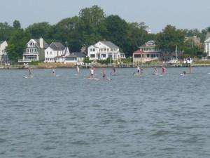 SUP Chesapeake Challenge