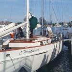 Woodwind docked
