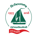 Schooner Woodwind 25 Years Merchandise
